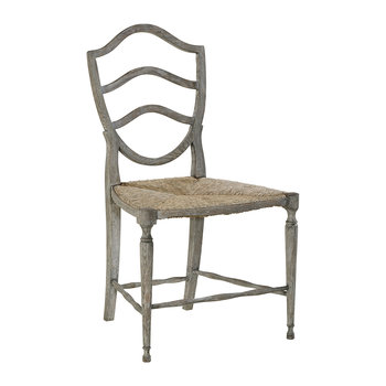 Bodiam Side Chair - Greyed Oak