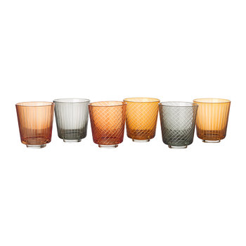 Library Tumblers - Set of 6