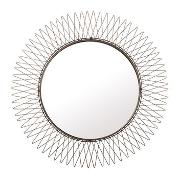 Starlight Mirror - Antique Brass