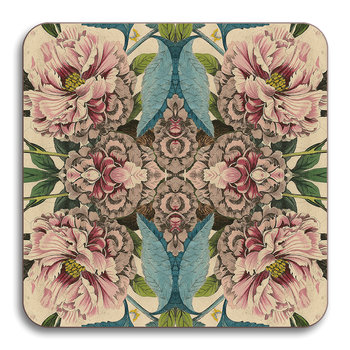 Patch NYC Flora Coaster - Peonies