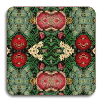 Patch NYC Floral Coaster - Pink Bouquet
