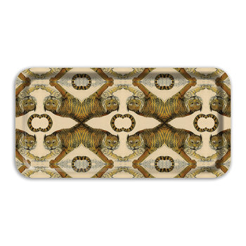 Patch NYC Wildlife Tray - Narrow - Tiger