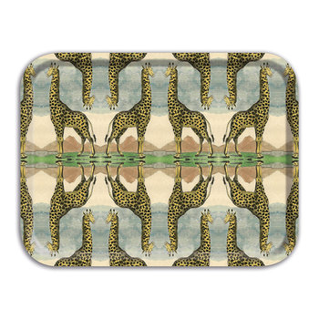 Patch NYC Wildlife Tray - Giraffe - Giraffe