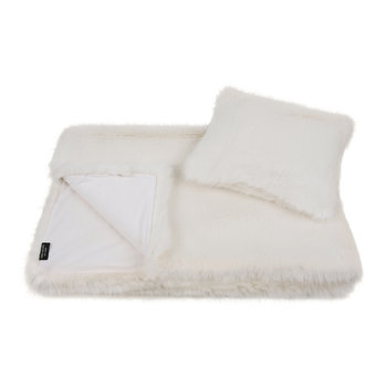 Children's Comforter & Cushion Gift Set - Ermine