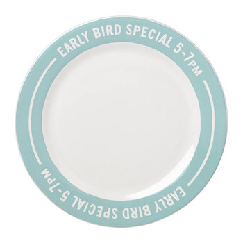 Order's Up Accent Plate