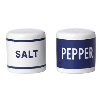 Order's Up Salt & Pepper Set