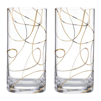 Verres Highball Mulberry Street - Lot de 2