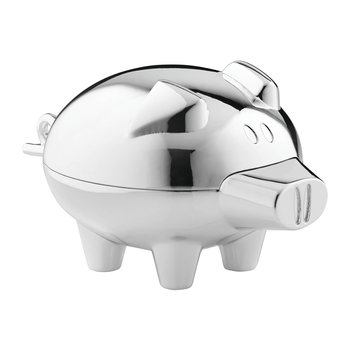 Small World Baby Keepsake Box - Pig