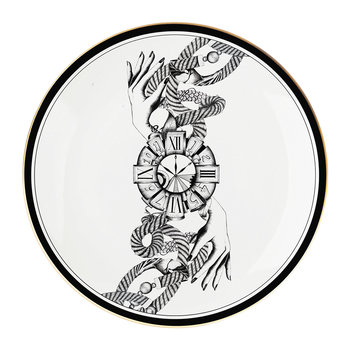 The Divineness of Time Side Plate