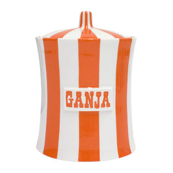 Vice Canister - Ganja - Orange/White