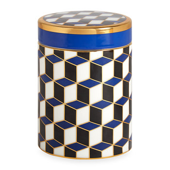 Versailles Canister - Blue