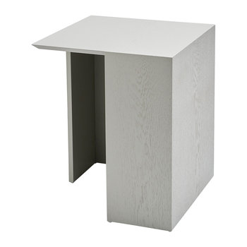 Building Table - 40x40cm - Light Grey