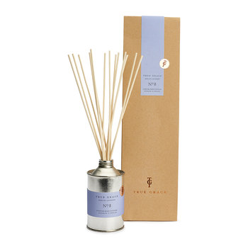 Walled Garden Reed Diffuser in a Tin - English Lavender