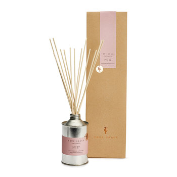 Walled Garden Reed Diffuser in a Tin - Vine Tomato