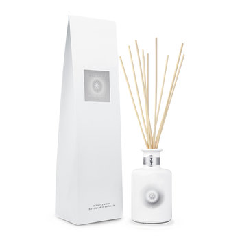 Christmas White Village Reed Diffuser