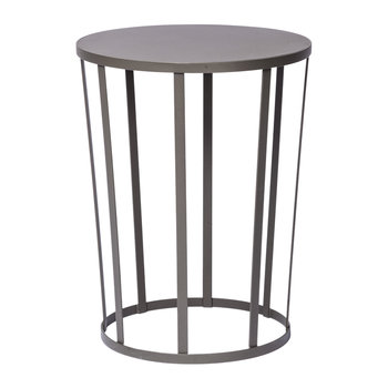 Hollo Stool/Side Table - Anthracite