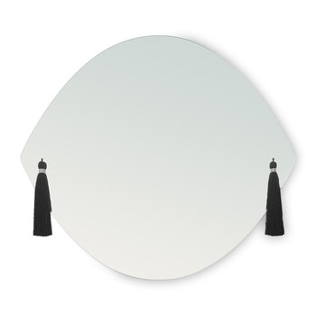 Panache Wall Mirror with Tassels