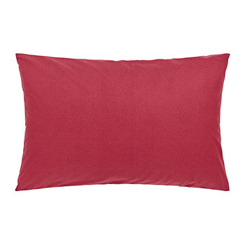 Larkspur Pillowcase Pair - Crimson Red