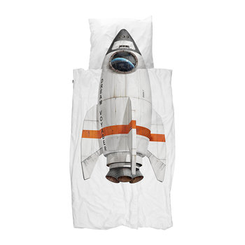 Rocket Duvet Set