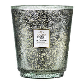 Japonica Hearth Candle - 3.5kg - French Cade & Lavender