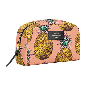 Ananas Cosmetic Bag