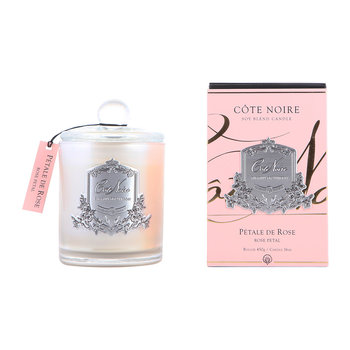 Rose Petal Scented Candle - 450g
