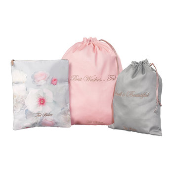 Chelsea Border Laundry Bags