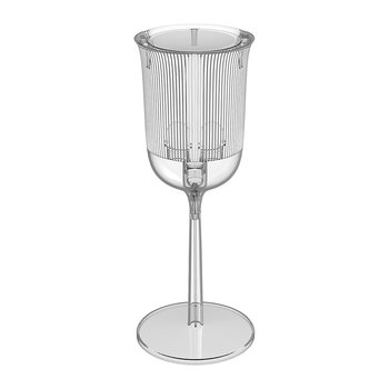 Goblet Table Lamp - Transparent - Tall