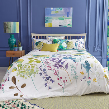 Botanical Duvet Set