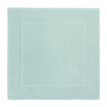 London Square Bath Mat - 60x60cm - Mist Green