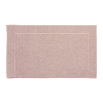 London Bath Mat - Dusty Pink - 60x100cm