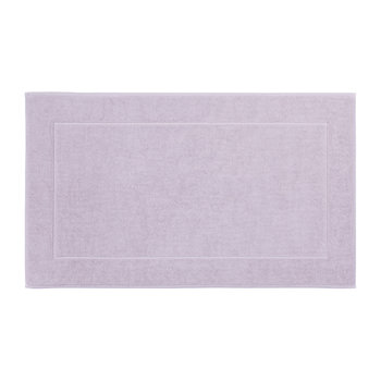 London Bath Mat - 60x100cm - Lilac