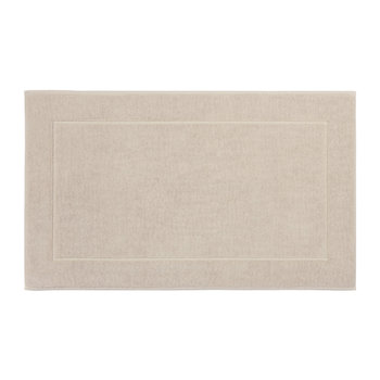 London Bath Mat - 60x100cm - Linen