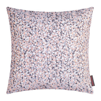 Garland Cushion - 45x45cm - Oyster/Smoke/Grey/Silver