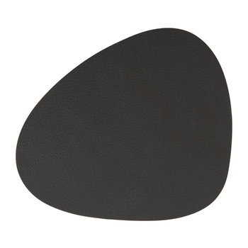 Curve Drinks Coaster - Black