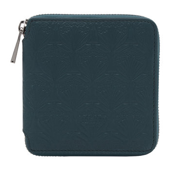 Petrol Embossed Wallet