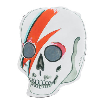 Ziggy Skull Cushion