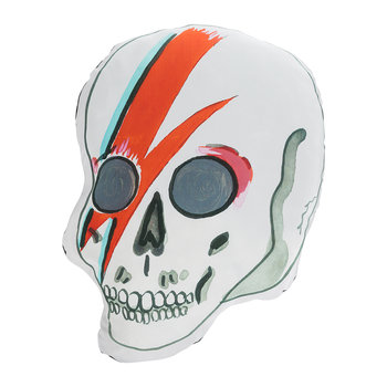 Ziggy Skull Pillow