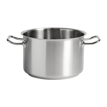 Deep Stock Pot - Stainless Steel