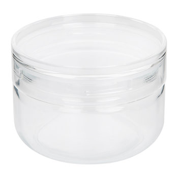Stackable Japanese Glass Jar - Small