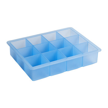 Ice Cube Tray - Light Blue