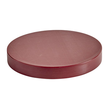 Round Chopping Board - Medium - Bordeaux