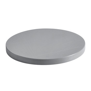 Round Chopping Board - Large - Gray