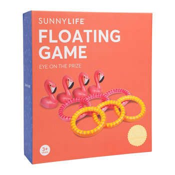 Inflatable Floating Flamingo Game