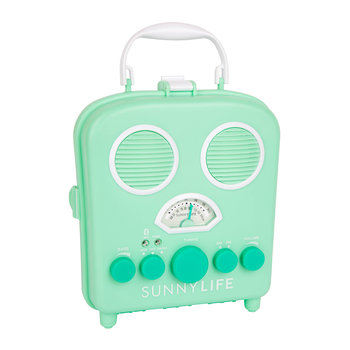 Beach Sounds Radio - Lucite Green