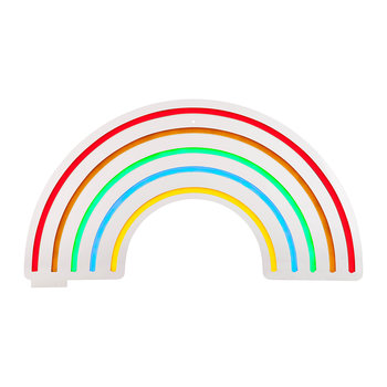 Neon LED Wall Light - Rainbow