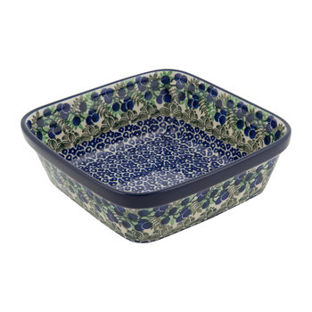 Square Oven Dish - Myrtille