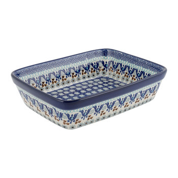Rectangular Oven Dish - Marrakesh