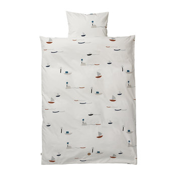 Seaside Bedding Set - Single