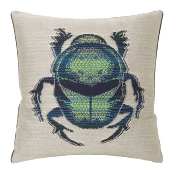 Salon Pillow - Beetle - 40x40cm
